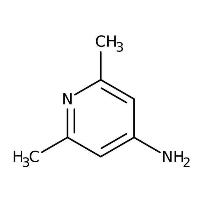 Alfa Aesar™4-Amino-2,6-dimethylpyridine, 98%