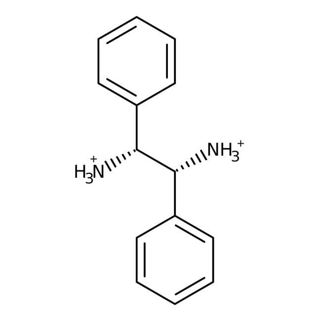 (1R,2R)-(+)-1,2-Diphenyl-1,2-ethanediamine, 99%, 99% ee, ACROS Organics™