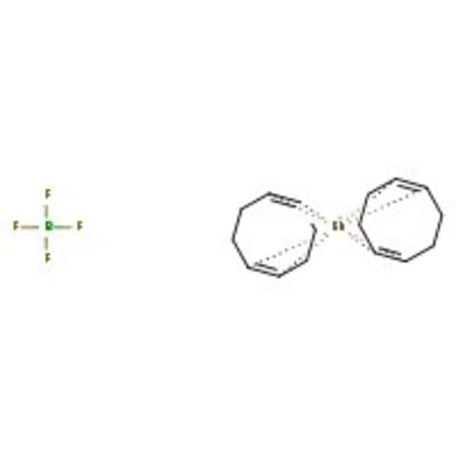 Alfa Aesar™tetrafluoroborato de bis(1,5-ciclooctadieno)rodio(I) 5g Alfa Aesar™tetrafluoroborato de bis(1,5-ciclooctadieno)rodio(I)