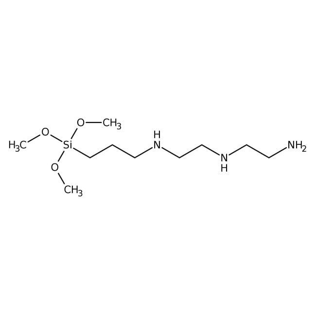 3-[2-(2-Aminoethylamino)ethylamino]propyl-trimethoxysilane, tech., Acros Organics