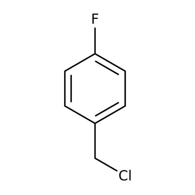 4-Fluorobenzyl chloride, 98%, ACROS Organics™