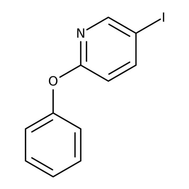 5-Iodo-2-phenoxypyridine, ≥95%, Maybridge™