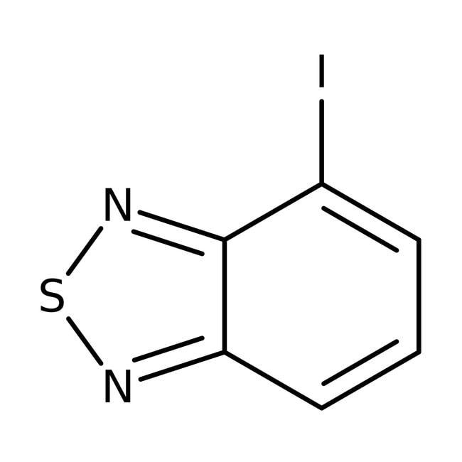 4-Iodo-2,1,3-benzothiadiazole, 97%, Maybridge
