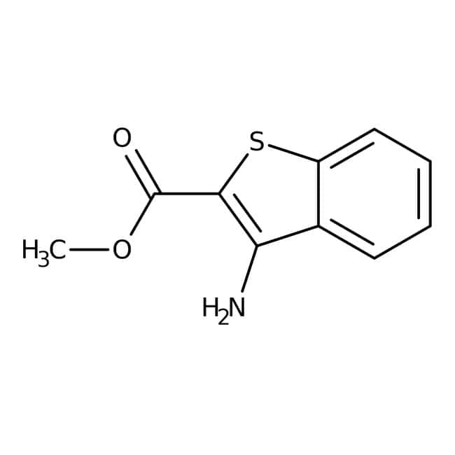 Methyl 3-aminobenzo[b]thiophene-2-carboxylate, 97%, Acros Organics