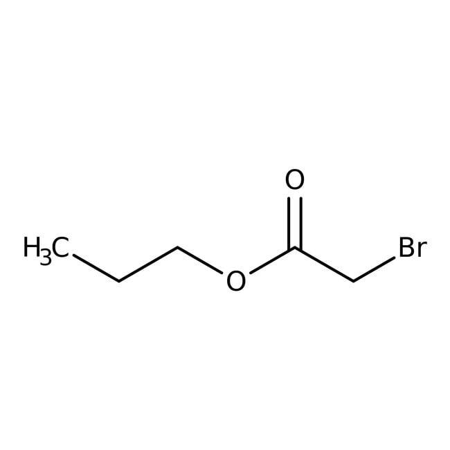 Propyl bromoacetate, 98%, ACROS Organics