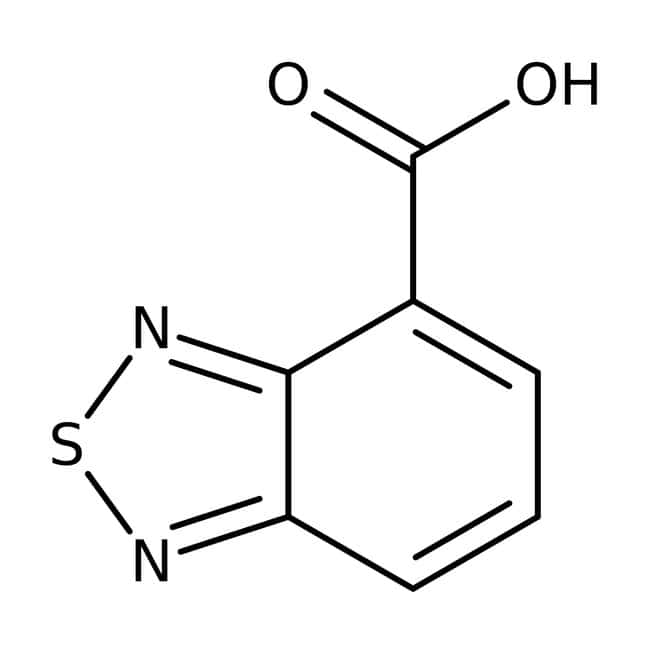 2,1,3-Benzothiadiazole-4-carboxylic acid, 97%, Maybridge™