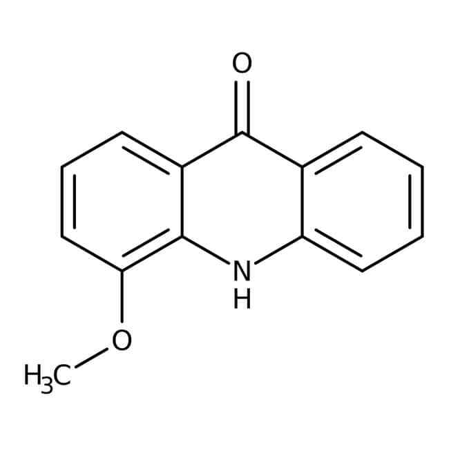 Alfa Aesar™ 9-Hydroxy-4-methoxyacridine, 97% 1g Heterocyclic Building Blocks