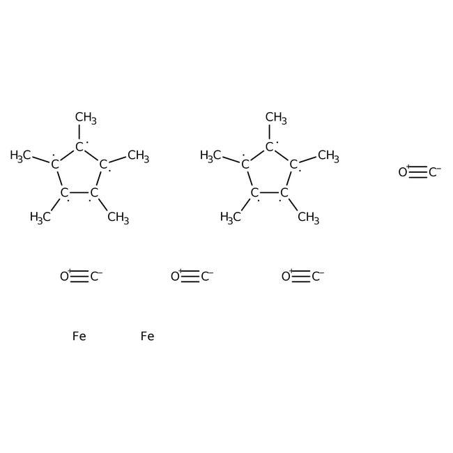 Alfa Aesar™Pentamethylcyclopentadienyliron dicarbonyl dimer