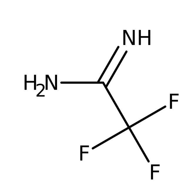 2,2,2-Trifluoroacetamidine, 85%, Acros Organics™  2,2,2-Trifluoroacetamidine, 85%, Acros Organics™