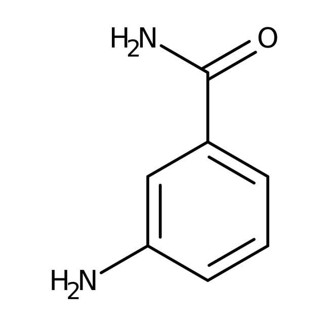 3-Aminobenzamide, 98%, ACROS Organics