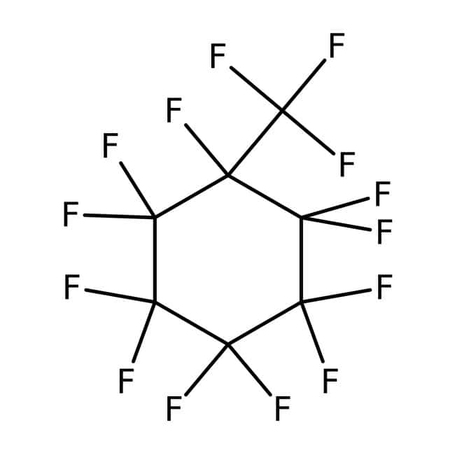 Alfa Aesar™Perfluoro(metilciclohexano), 94% 100g Alfa Aesar™Perfluoro(metilciclohexano), 94%