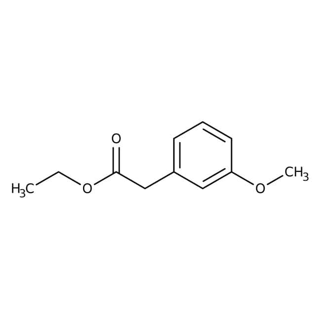 ethyle2-(3-methoxyphenyl)acetate, 97%, Maybridge