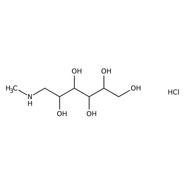 N-Methyl-D-glucamine Hydrochloride 98.0+%, TCI America™
