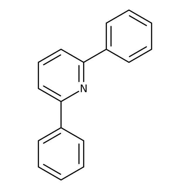 2,6-Diphenylpyridine, 97%, ACROS Organics
