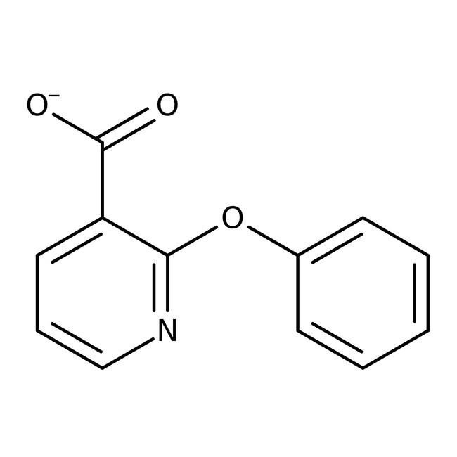 2-Phenoxynicotinic acid, 98%, Alfa Aesar™ 1g 2-Phenoxynicotinic acid, 98%, Alfa Aesar™