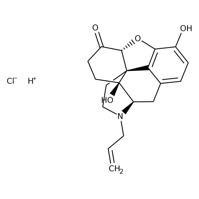 Naloxone hydrochloride, Tocris Bioscience