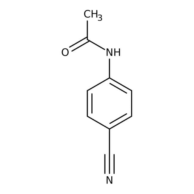 4'-Cyanoacetanilide, 98%, ACROS Organics