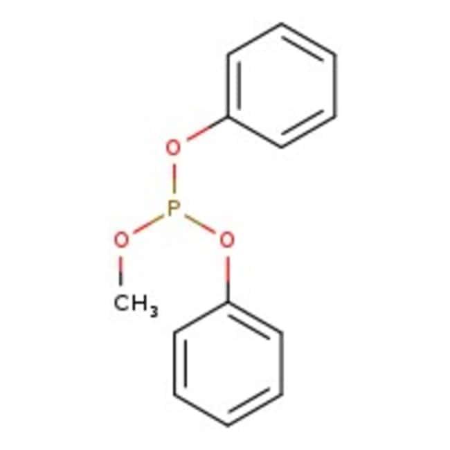 Alfa Aesar  Methyl diphenylphosphite