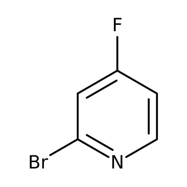 Alfa Aesar™2-Bromo-4-fluoropyridine, 97% 5g Alfa Aesar™2-Bromo-4-fluoropyridine, 97%