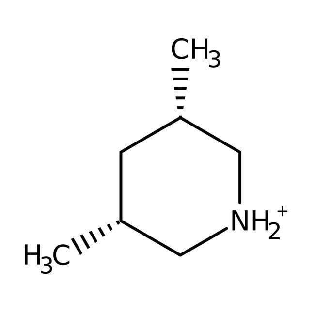 Alfa Aesar  3,5-Dimethylpiperidine, cis + trans, 97%