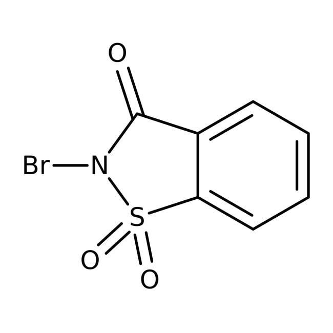 N-Bromosaccharin, 98%, ACROS Organics