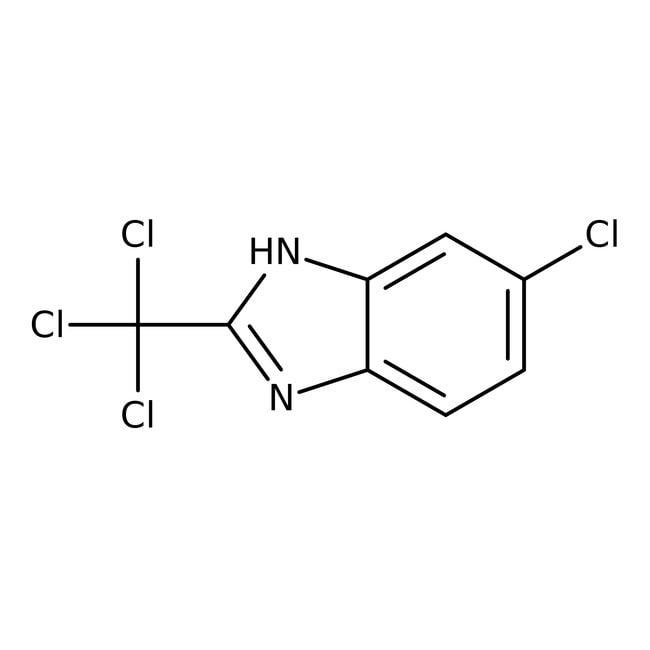 5-Chloro-2-(trichloromethyl)benzimidazole, 95%, ACROS Organics