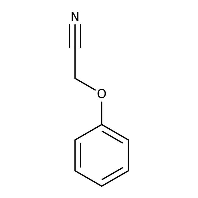 Alfa Aesar™Fenoxiacetonitrilo, 98% 25g Alfa Aesar™Fenoxiacetonitrilo, 98%