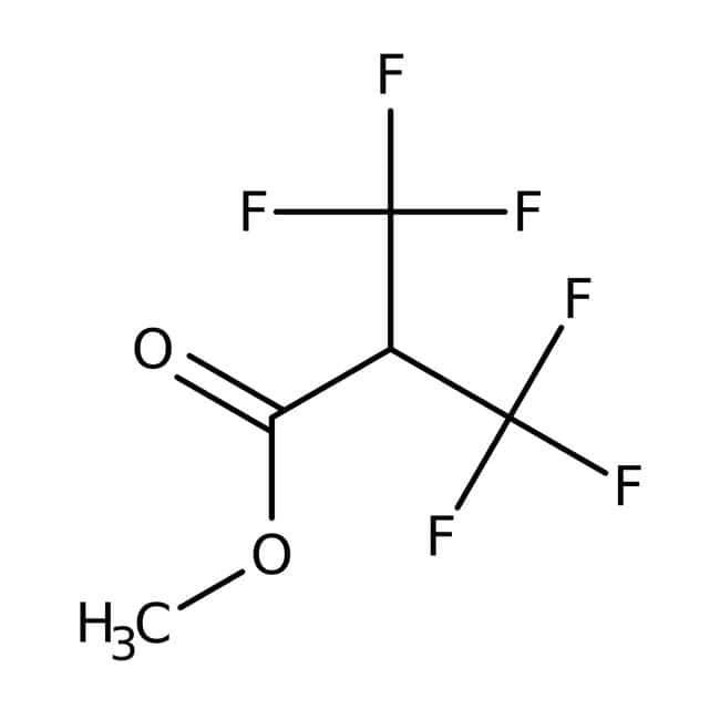 Methyl 2-(Trifluoromethyl)-3,3,3-trifluoropropionate 98.0+%, TCI America™