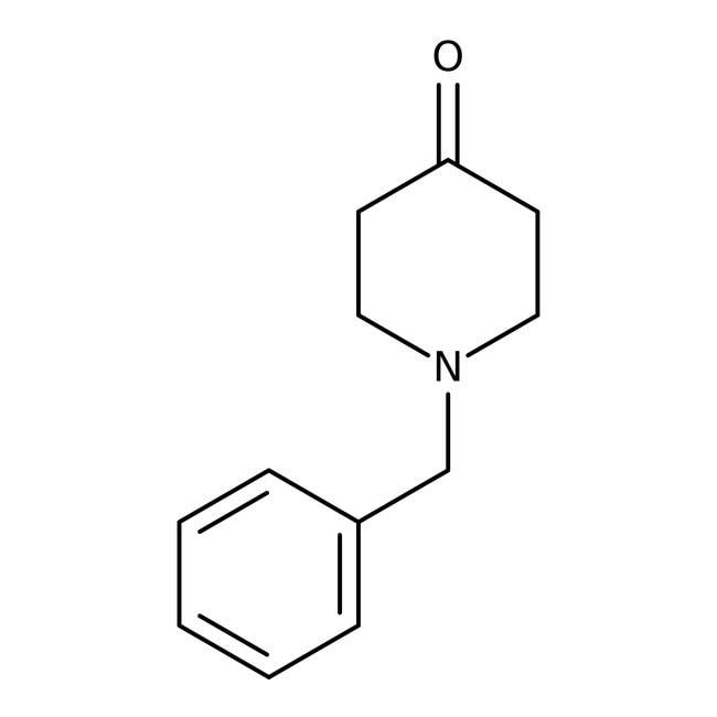 N-Benzyl-4-piperidone, 99%, ACROS Organics™
