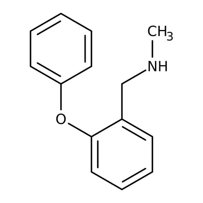 N-methyl-N-(2-phenoxybenzyl)amin, Maybridge 250 mg N-methyl-N-(2-phenoxybenzyl)amin, Maybridge