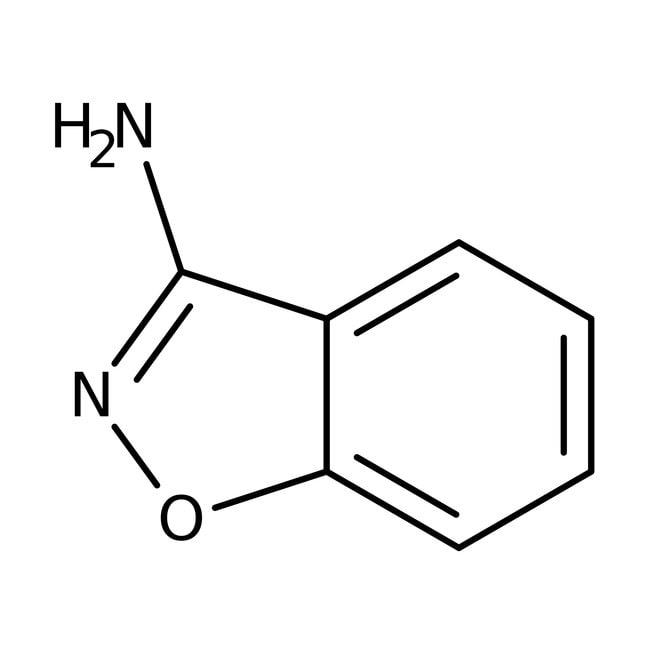 1,2-Benzisoxazol-3-amine, 97%, ACROS Organics™