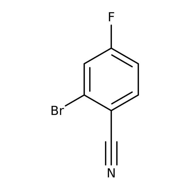 2-Bromo-4-fluorobenzonitrile 98.0+%, TCI America™