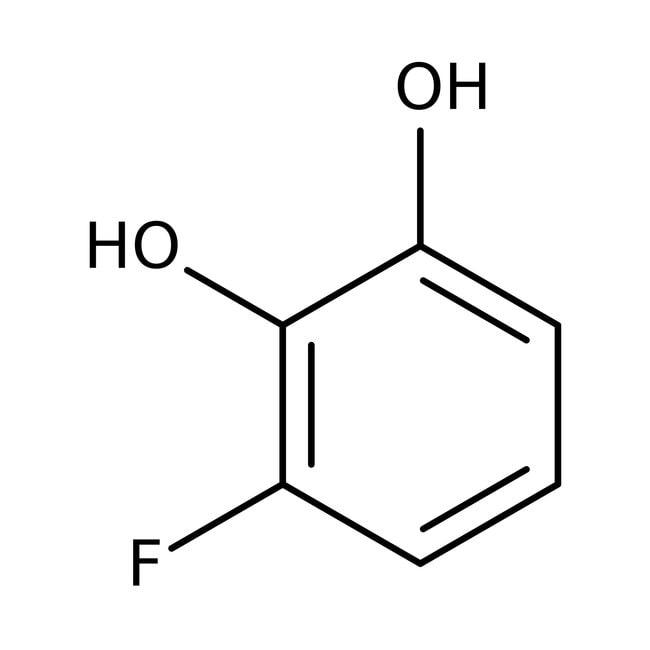 3-Fluoro-1,2-dihydroxybenzene, 98+%, ACROS Organics™