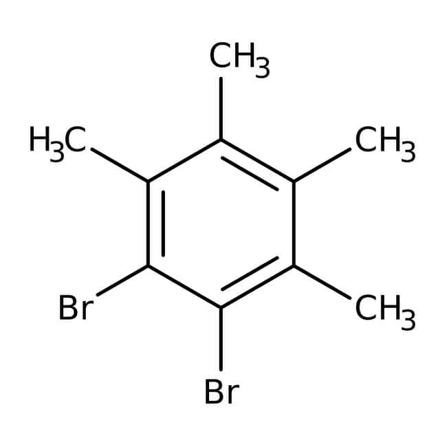 Alfa Aesar™1,2-Dibromo-3,4,5,6-tetramethylbenzene, 98% 5g prodotti trovati