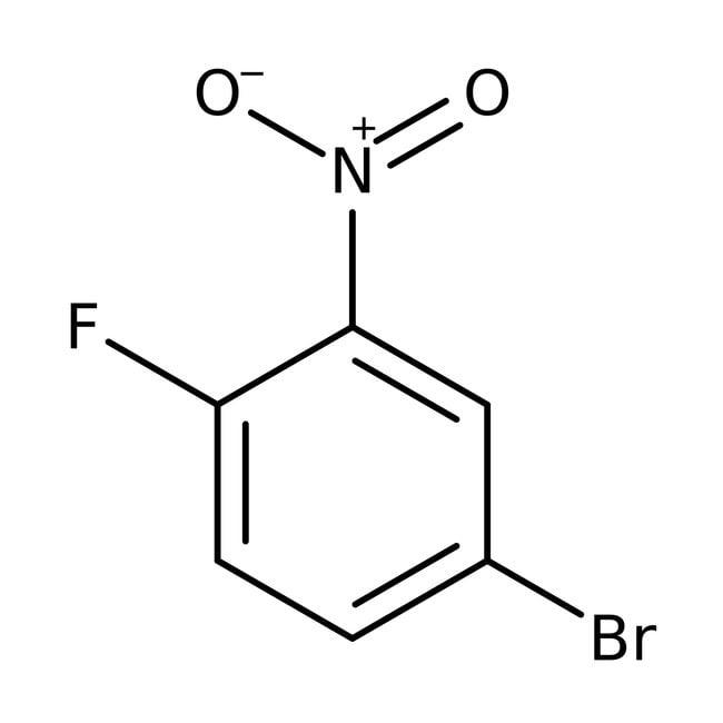 4-bromo-1-fluoro-2-nitrobenzene, 98%, ACROS Organics