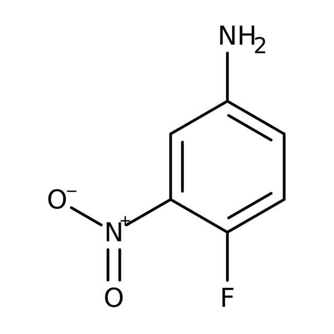 Alfa Aesar  4-Fluoro-3-nitroaniline, 98%