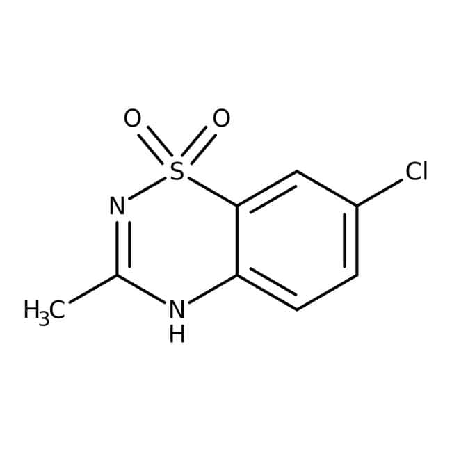 Alfa Aesar Diazoxide, 98%:Life Sciences:Cell Analysis
