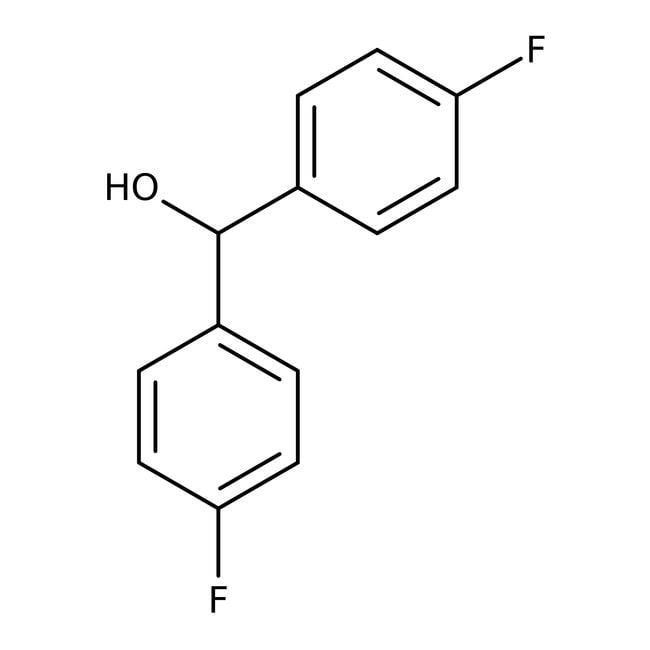 4,4'-Difluorobenzhydrol, 98%, ACROS Organics