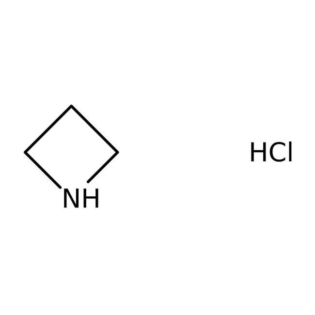 Azetidine hydrochloride, 97%, ACROS Organics™