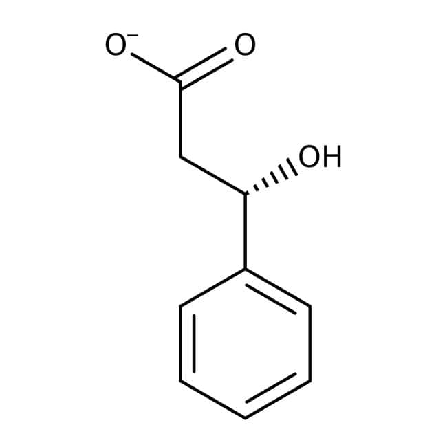 (S)-3-Hydroxy-3-phenylpropanoic acid, 99%, ACROS Organics™