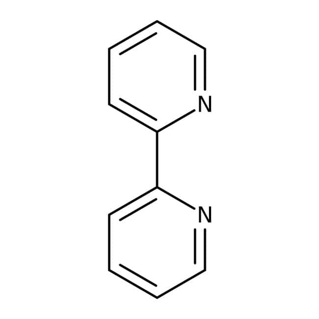 α,α-Dipyridyl, 99.5%, MP Biomedicals™: Pyridines and derivatives Organoheterocyclic compounds