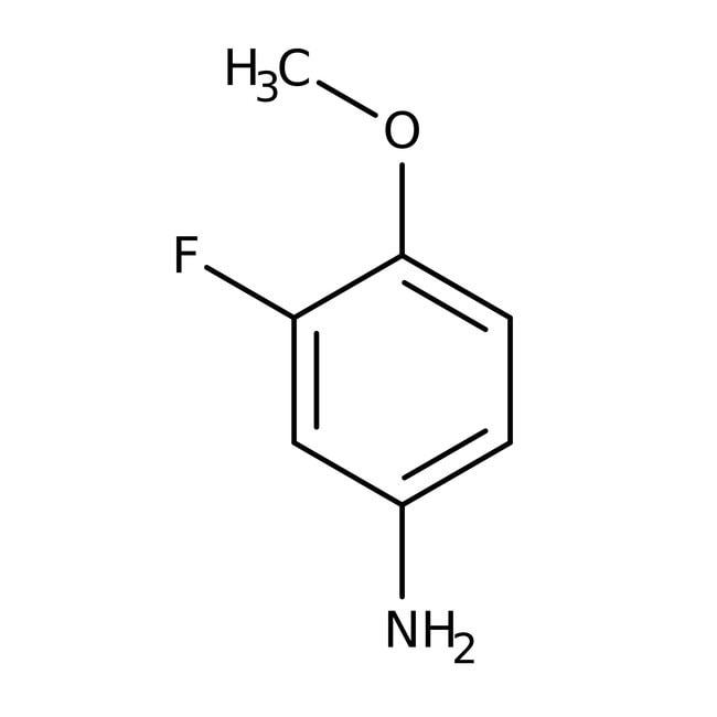 3-Fluoro-4-methoxyaniline, 99%, ACROS Organics