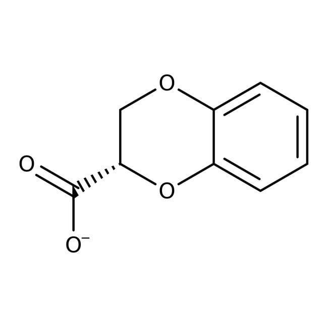 2,3-Dihydro-1,4-benzodioxine-2-carboxylic acid, 97% 5g 2,3-Dihydro-1,4-benzodioxine-2-carboxylic acid, 97%