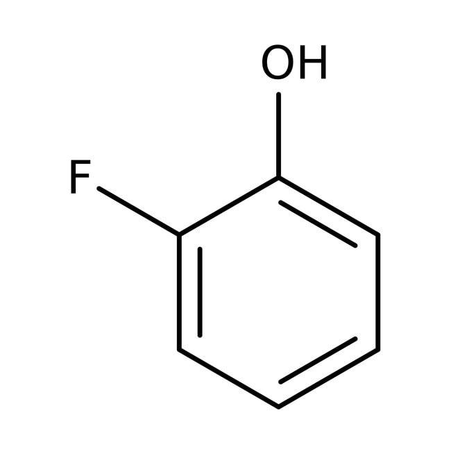 2-Fluorophenol, 98%, ACROS Organics™