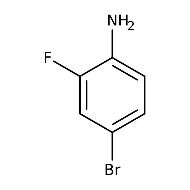 4-Bromo-2-fluoroaniline, 99%, ACROS Organics™