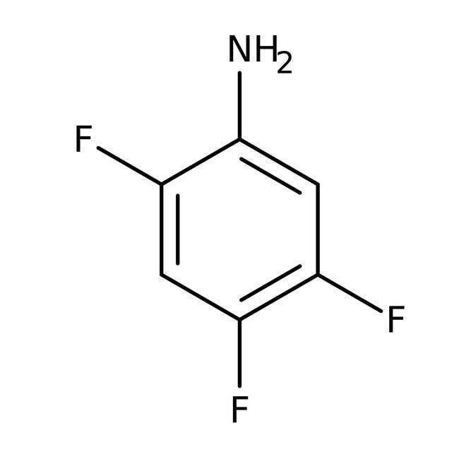 Alfa Aesar™2,4,5-Trifluoroaniline, 98% 25g Alfa Aesar™2,4,5-Trifluoroaniline, 98%
