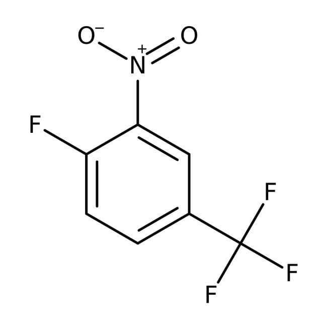 4-Fluoro-3-nitrobenzotrifluoride, 96%, ACROS Organics