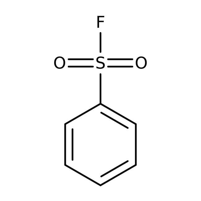 Alfa Aesar™Fluorure de benzènesulfonyle, 98 % 5g Alfa Aesar™Fluorure de benzènesulfonyle, 98 %
