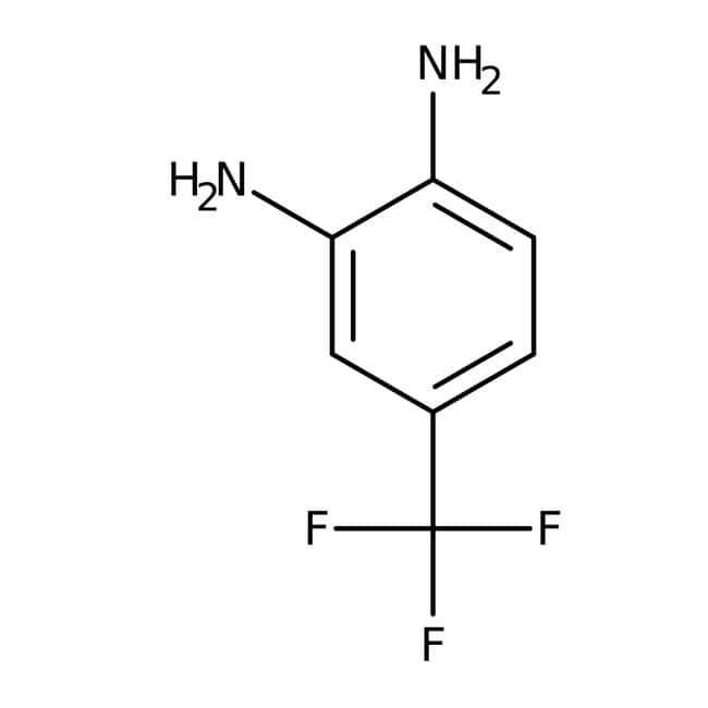 4-(Trifluoromethyl)-o-phenylenediamine, 99%, ACROS Organics
