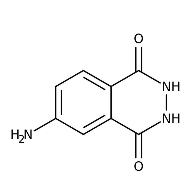 Alfa Aesar™4-Aminophthalhydrazide, 98% 5g Alfa Aesar™4-Aminophthalhydrazide, 98%